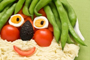 verdure faccia