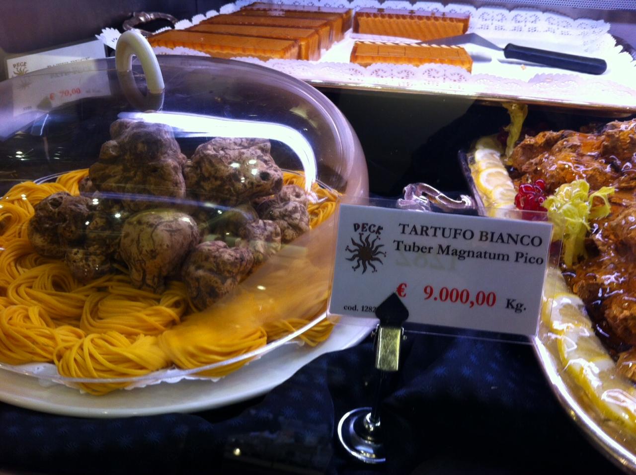 tartufo pek