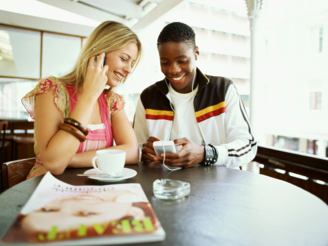 giovani cellulare sms