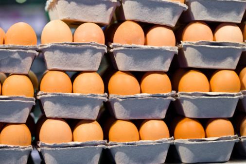 uova imballaggio