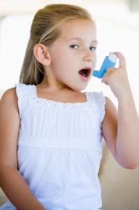 bambina asma