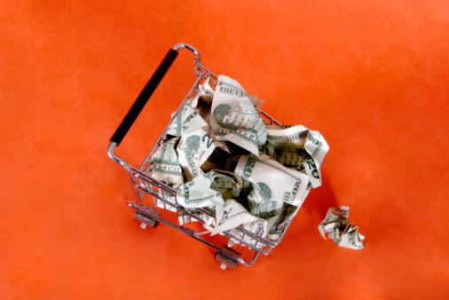 soldi carrello