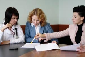 firma documento donne