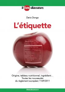 Dario Dongo L'Etiquette