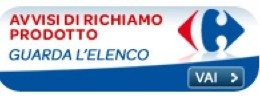 carrefour richiamo
