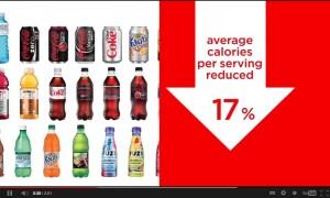 coca-cola health washing