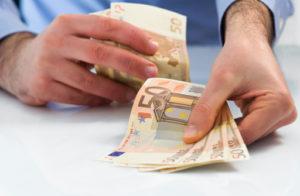pagare euro
