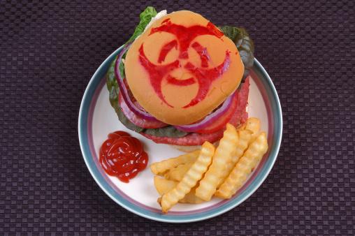 cibo tossico