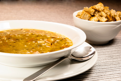 minestra zuppa