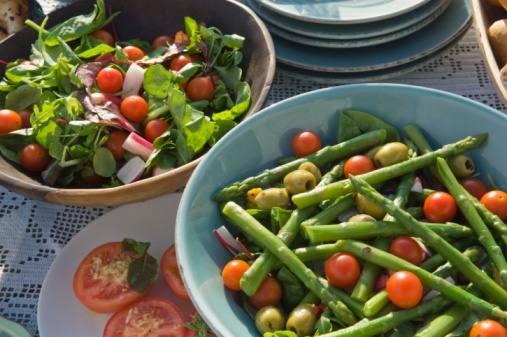 sana alimentazione verdure
