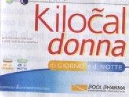 Kilocal, integratore alimentare,Donna,Giorno,Notte