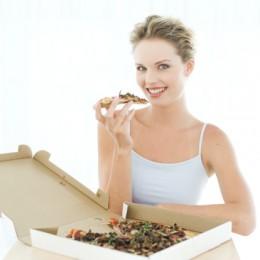 donna pizza cartone