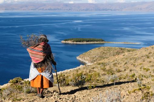 Perù Bolivia Lago Titicaca