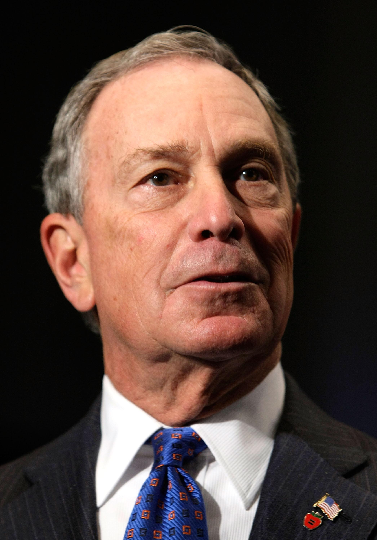 sindaco New York Bloomberg