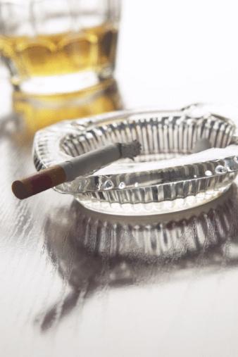 alcol sigaretta