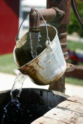 acqua, africa, pozzi 9252635