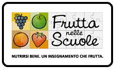 frutta nelle scuole logo