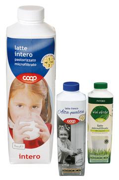 latte microfiltrato coop