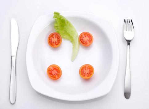piatto porzioni dieta