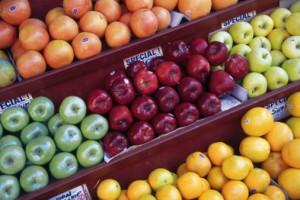 frutta supermercato