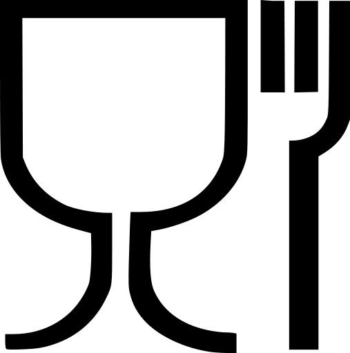 EU marchio idoneità contatto con alimenti