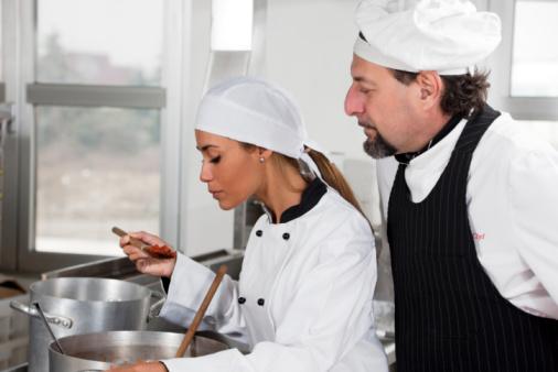 chef ristorante cucina