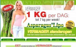 asparagus lipo