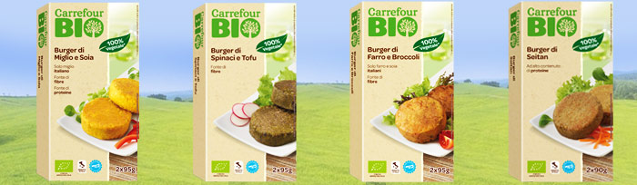 burger carrefour bio