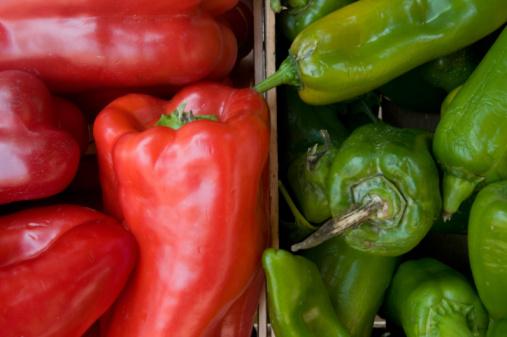 verdura peperoni