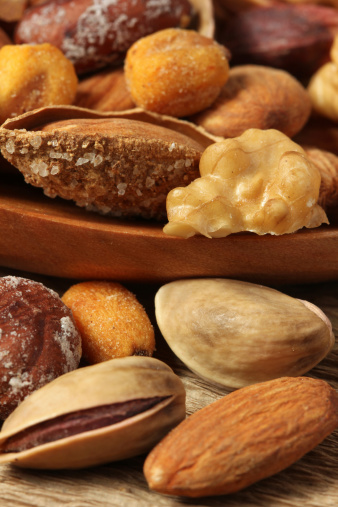 frutta secca allergeni
