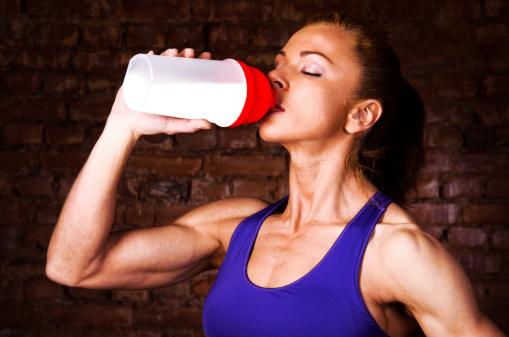 sport proteine