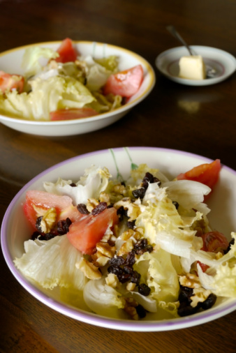 insalata frutta secca
