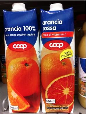 arancia rossa coop