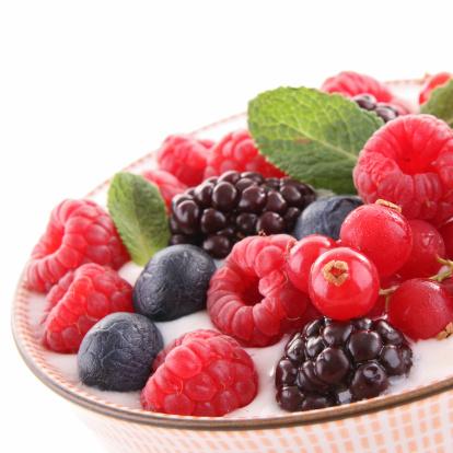frutti di bosco mirtilli