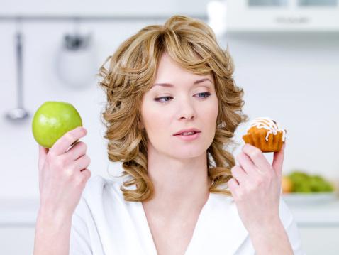 dieta scelta donna