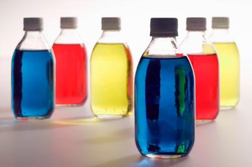 bibite coloranti bottiglie 87505736