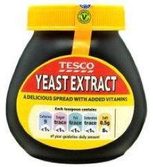 Tesco yeast extract