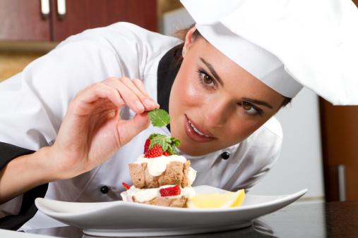 chef cuoco donna