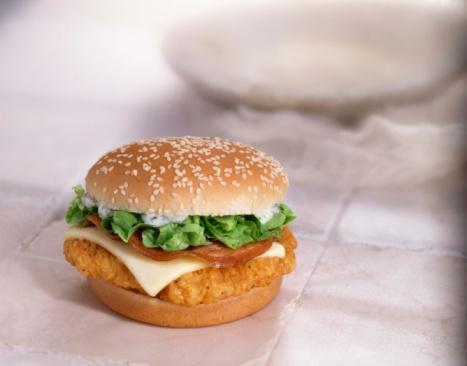 hamburger trashfood 86505983