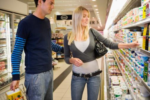 supermercato coppia 78655447