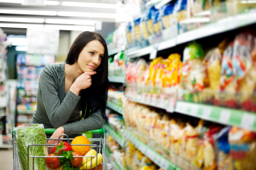 supermercato donna 163213371