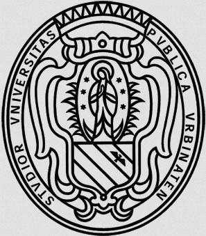 università urbino logo