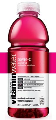 Vitaminwater powerC