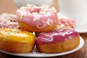 ciambelle donut dolci 153447205 acidi grassi trans