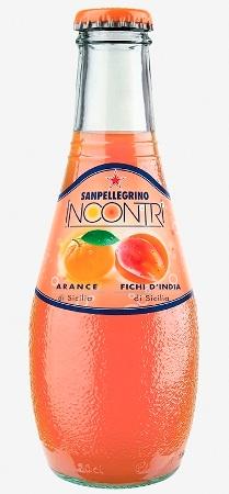 sanpellegrino incontri arancia bott