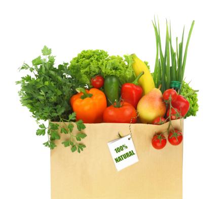 etichette alimentari, cibo