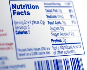 zuccheri aggiunti etichette alimentari, etichetta78025516