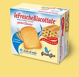 fette biscottate grissinbon classiche