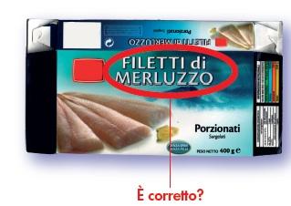 filetti merluzzo etichetta