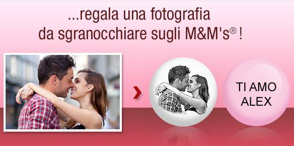 m&ms foto amore